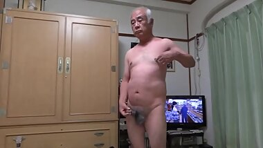 Japanese old man 02