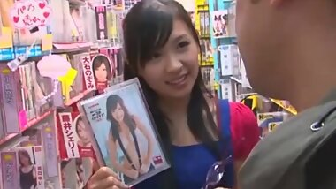 Nana Ogura - Video Store Part 1