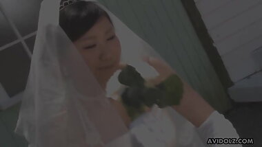 Japanese bride, Emi Koizumi is cheating, uncensored
