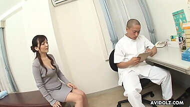Japanese woman, Asuka Ayanami got fingered, uncensored